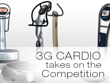 3G Cardio takes on the Competition