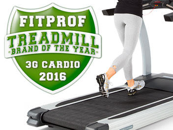 3G Cardio FitProf.net Awards
