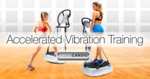 Can you lose weight with Accelerated Vibration Training