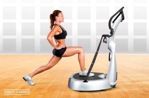 The 3G Cardio® AVT™ 6.0 Vibration Machine has the same-sized workout platform (34×28) to stand on as a popular comparable vibration machine that sells for $12,000.