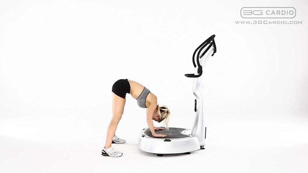 3G Cardio Accelerated Vibration Training - Shoulder Press