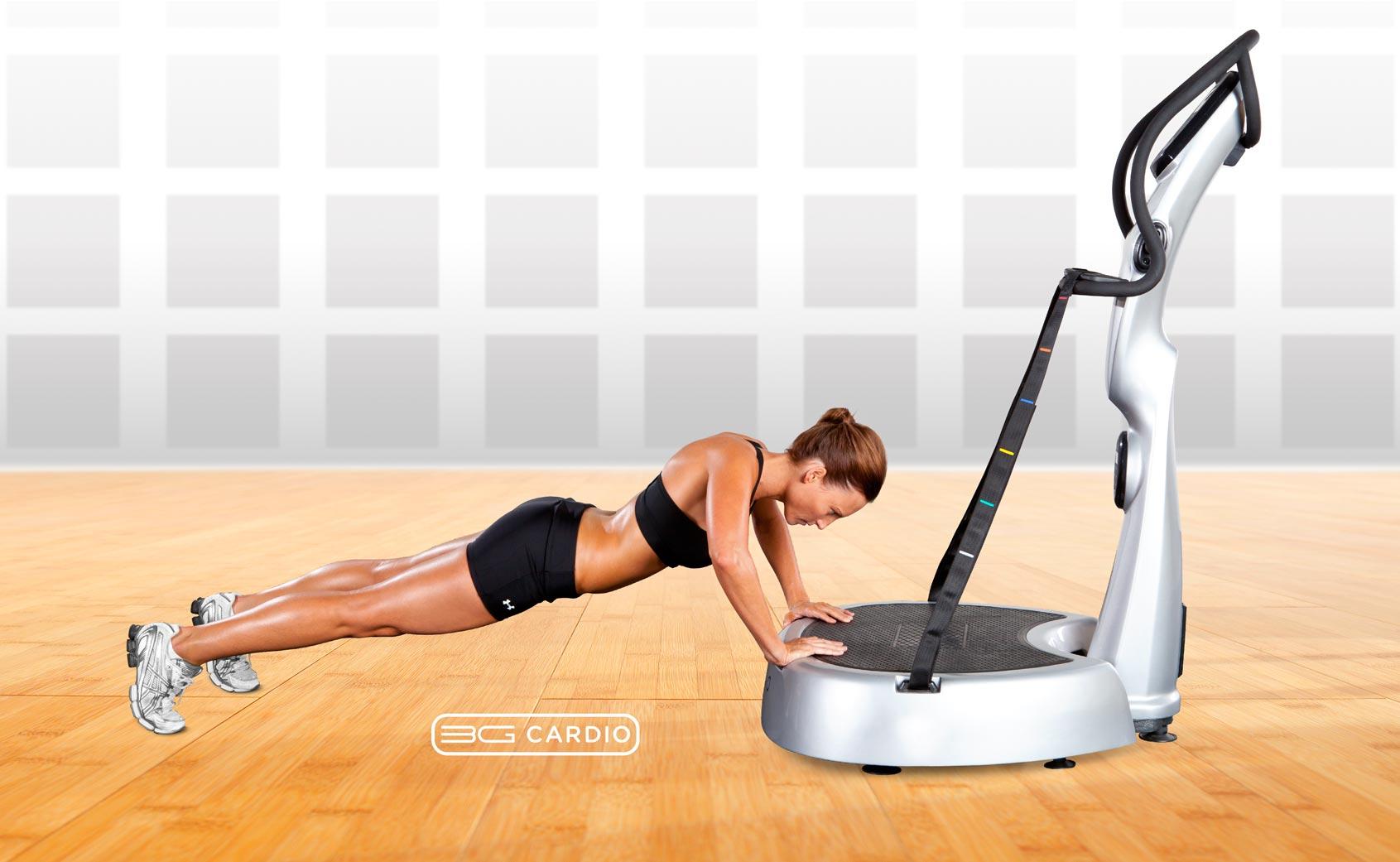 3G Cardio AVT Exercise Tips: Pushups