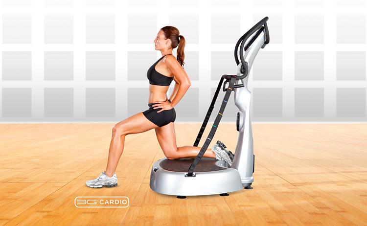 3G Cardio AVT exercise tips: quadriceps (hip flexor) stretch