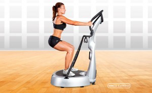 Standing abdominal exercises performed on the 3G Cardio® AVT™ 3.0, 5.0 or 6.0 Vibration Machines are a great way to a build strong, defined core.