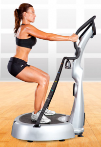 A squat is one of the countless exercises that can be performed with greatly enhanced results and less wear and tear on the joints on a 3G Cardio Vibration Machine. These machines were the highest ranked in the world by www.vibration-machine-reviews.com.