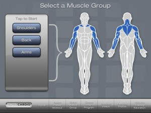 Free app turns 3G Cardio AVT touchscreen into best in industry