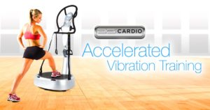 Athletes Use Vibration Training To Gain Extra Edge