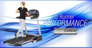 Pro Runner Treadmill puts emphasis where it should be: performance