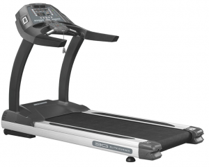 The 3G Cardio Elite Runner Treadmill is a health club quality machine that performs as well as treadmills that cost $1,000s more. It has a DC 4.0 hp motor, 22×62 orthopedic belt and has a max user weight of 400 pounds