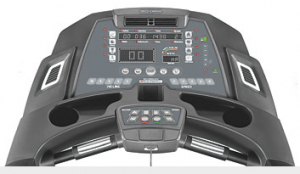 Elite Runner Treadmill offers health club quality