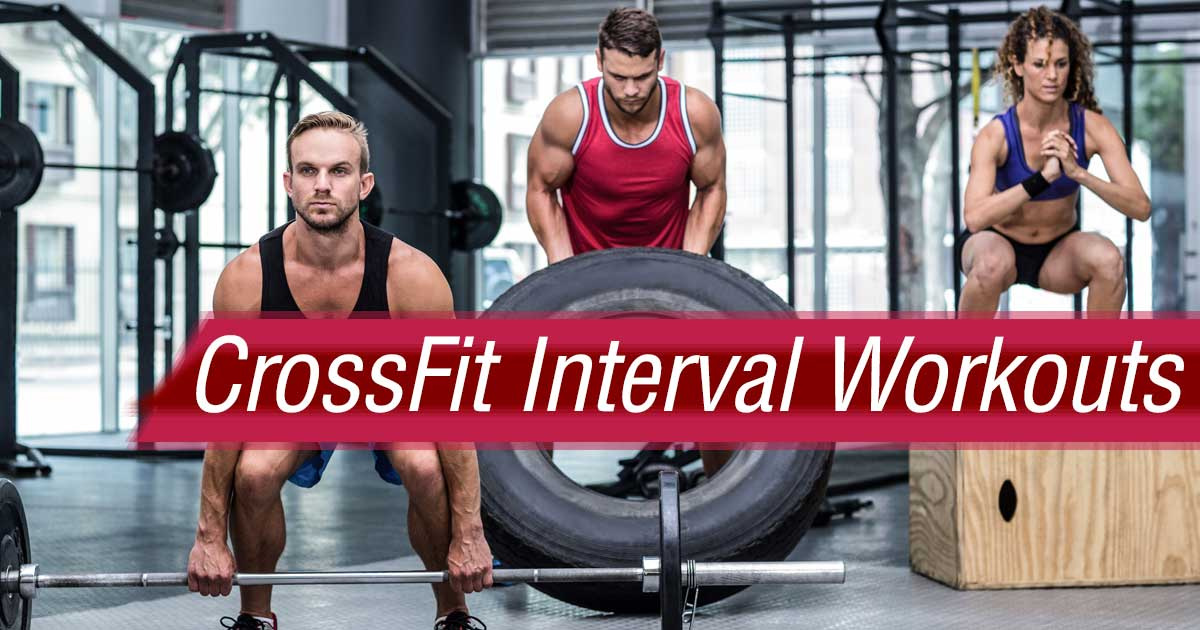 CrossFit interval workouts 3G Cardio Treadmills