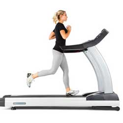 3G Cardio Treadmills rev up your CrossFit interval workouts much better than competition