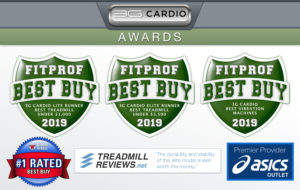 3G Cardio Best Buy Awards