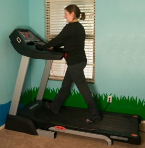"The many workout options available for the 3G Pro Runner Treadmill really stood out to Janel, lead writer for ""A Mom's Take."""