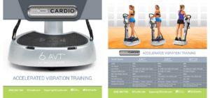 3G Cardio AVT Vibration Machines Brochure