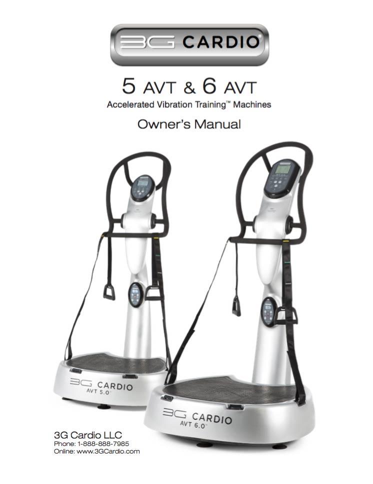 5 AVT and 6 AVT Manual