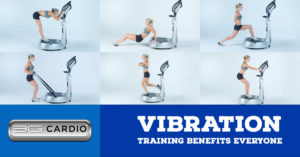 Vibration training benefits everyone