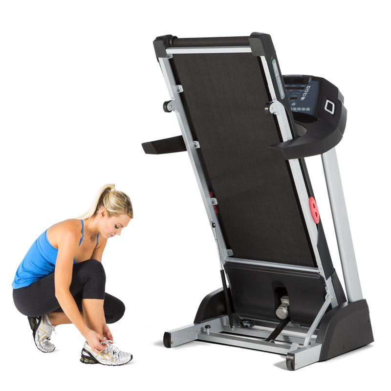 3G Cardio Pro Runner Treadmill - Folds Up