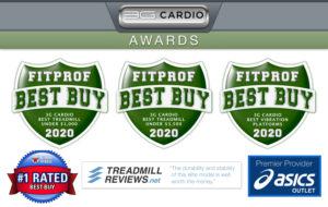 3G Cardio Award Winning Fitness Equipment 2020