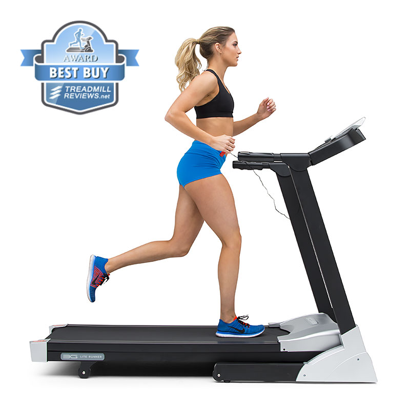 3G Cardio Lite Runner Treadmill Best Buy TreadmillReviews.net