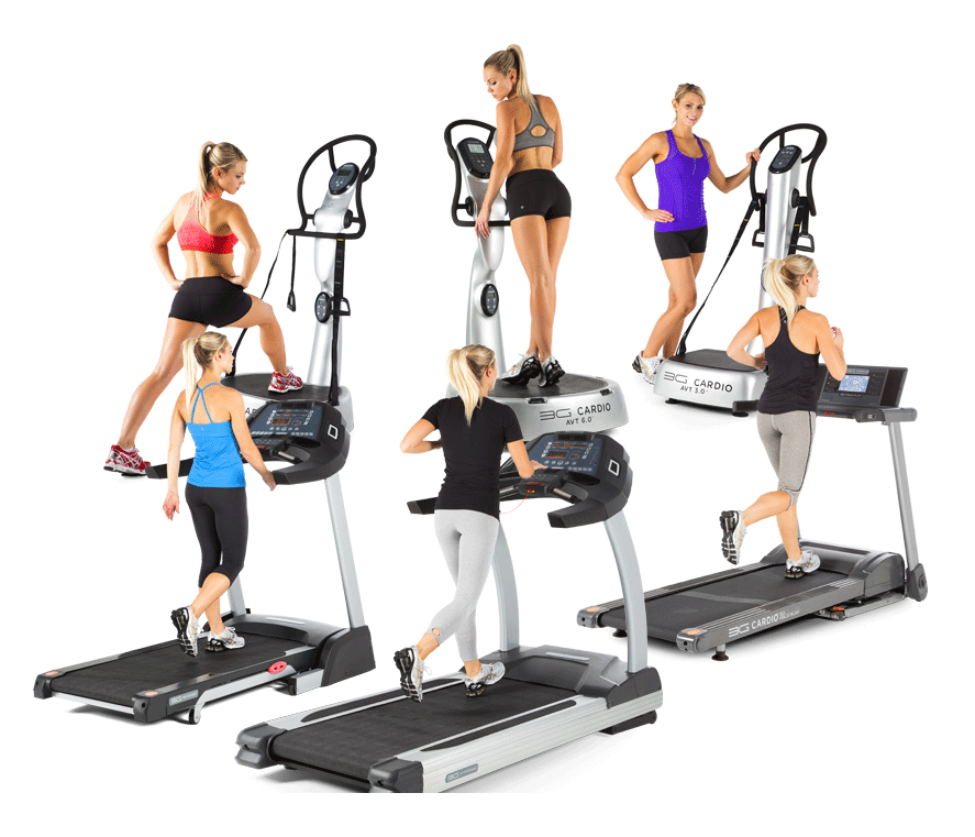 3G Cardio Fitness Equipment