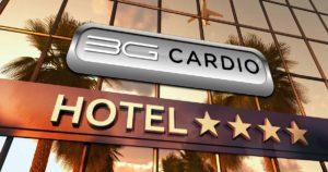 3G Elite Runner Treadmill for Hotels Motels