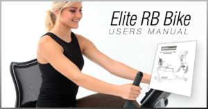 Recumbent Bike Users Manual Includes Great Fitness Tips