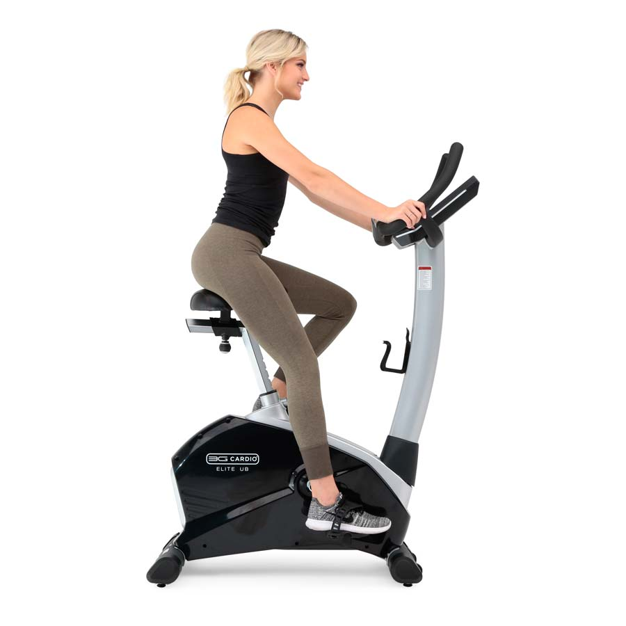 3G Cardio Elite UB Upright Bike