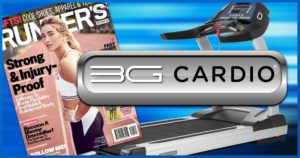 3G Cardio recommended by Runner's World