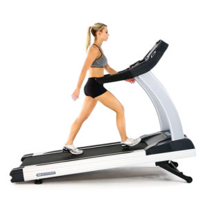 walk on an incline on my treadmill