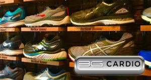change running shoes frequency