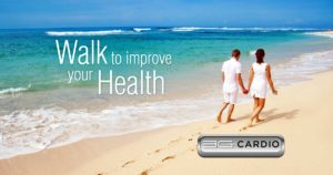 walking on a treadmill improve overall health