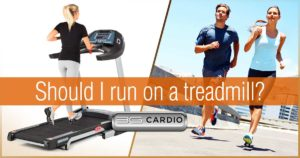 Why should I run on a treadmill