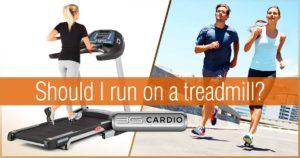 Why should I run on a treadmill