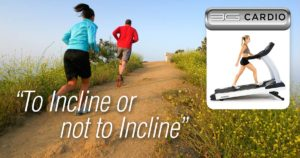 How much of an incline should you use on a treadmill