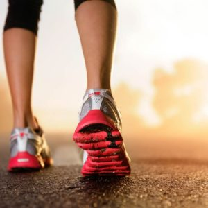 5K Training Tips - Wear a good pair of shoes