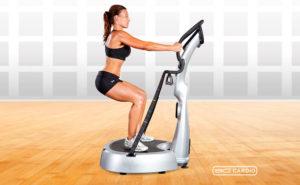 3G Cardio AVT vibration training - Squat
