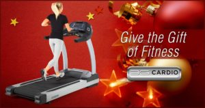 Give The Gift Of Fitness With 3G Cardio Treadmills