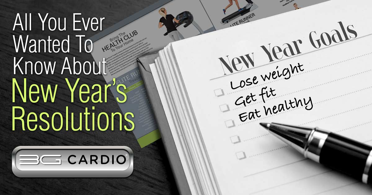 All You Ever Wanted To Know About New Year's Resolutions