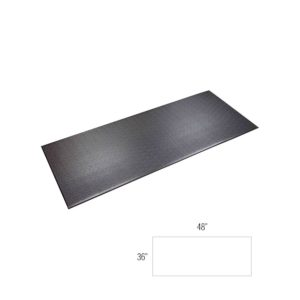 Elite UB Upright Bike Mat - 36x48