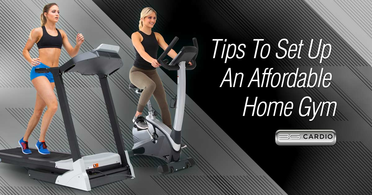 Tips To Set Up An Affordable Home Gym