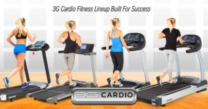 3G Cardio Fitness Lineup Built For Success