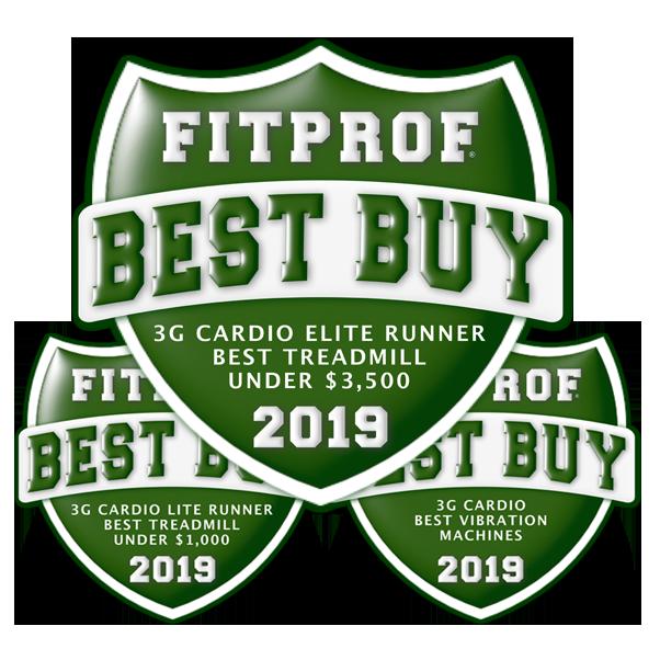 3G Cardio Best Buy Awards