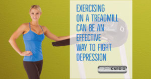 Exercising On A Treadmill Can Be An Effective Way To Fight Depression