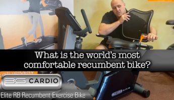 World's most comfortable recumbent bike