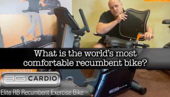 World's most comfortable recumbent bike