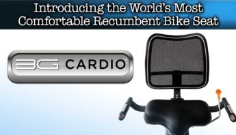 What is the most comfortable exercise bike seat?