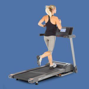 80i Fold Flat Treadmill