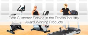 3G Cardio Provides the Best Customer Service in the Fitness Industry and Award Winning Products
