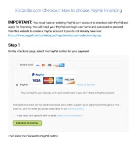 6 Months 0% financing